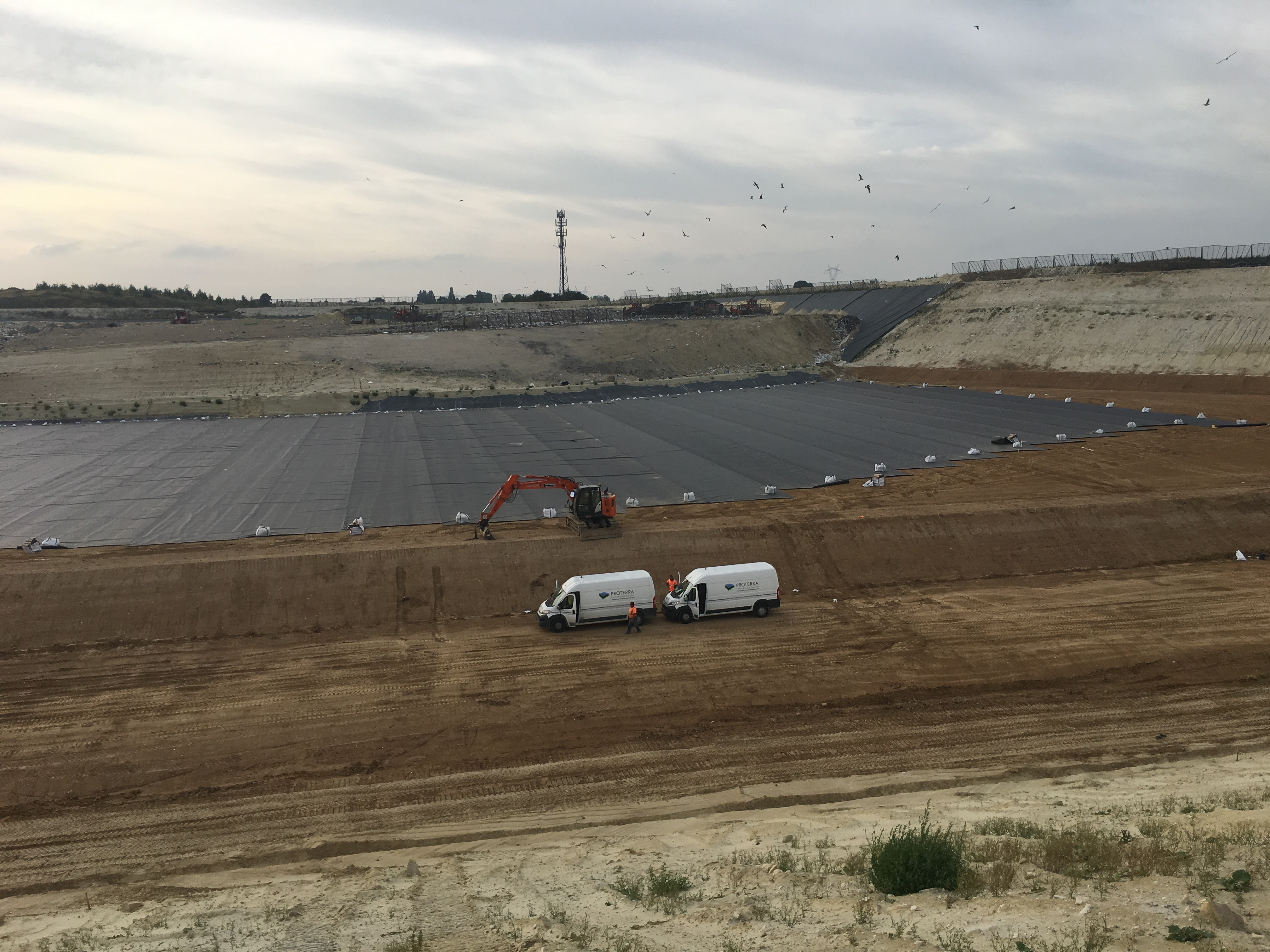 CASIER ISD GEOMEMBRANE C13-2