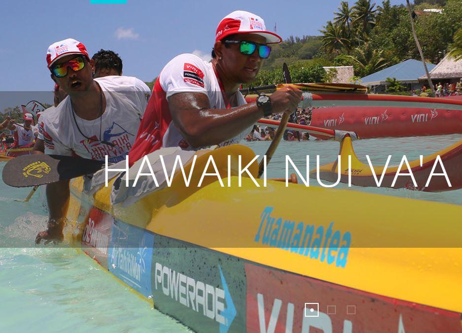 affiche hawaiki nui