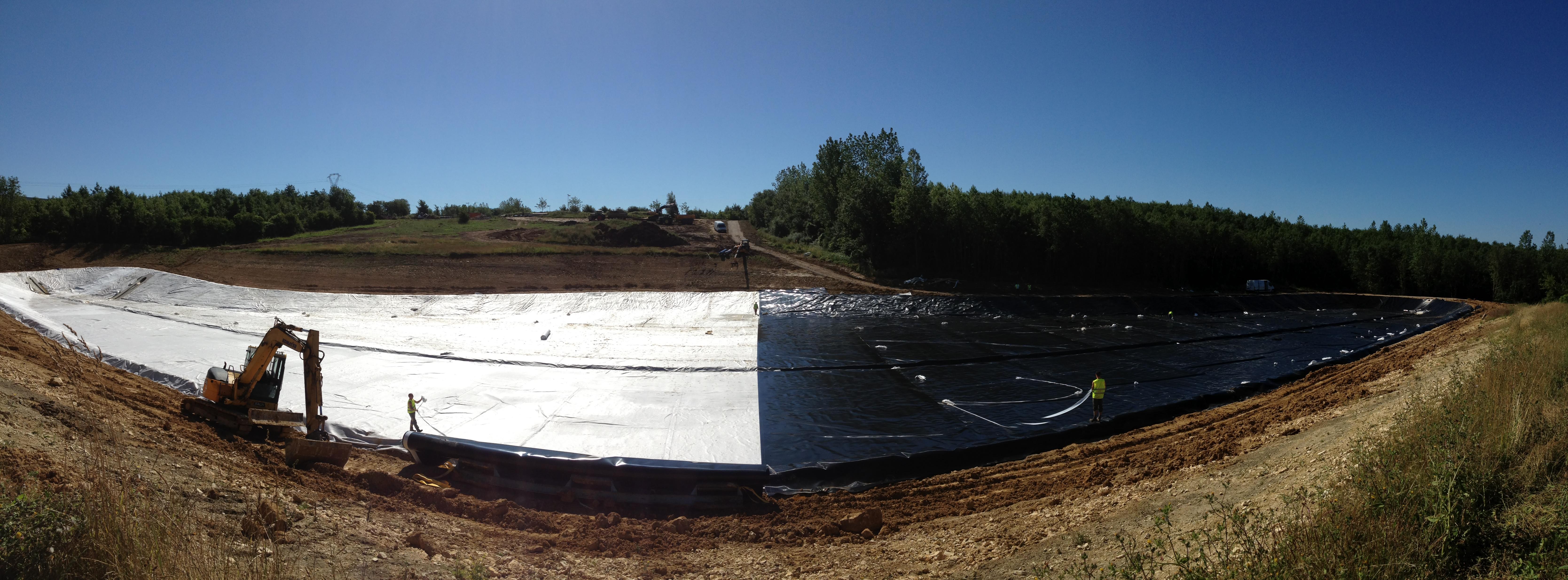 bassin-paysager-étanchéité-géomembrane-landacres-2