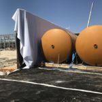 étanchéité par géomembrane pour confinement de bassin