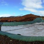 traitement déchets étanchéité géomembrane