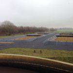 STEP station épuration géomembrane étanchéité bassin